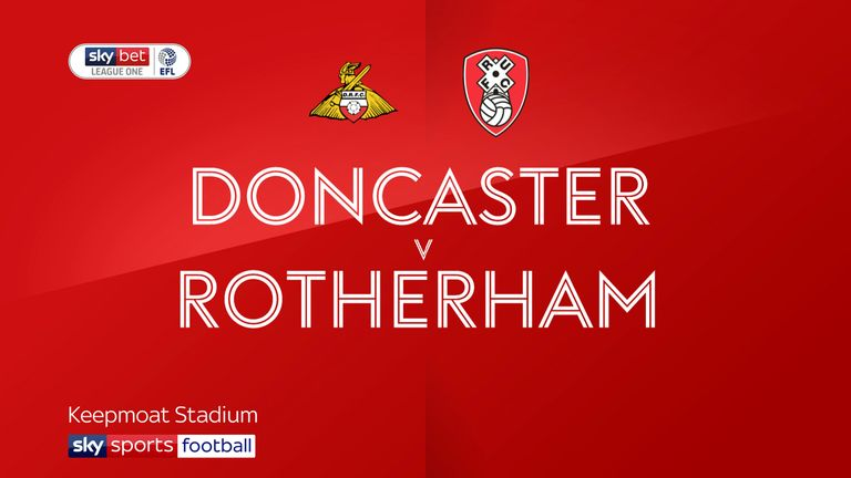 Doncaster - Sky Sports Football