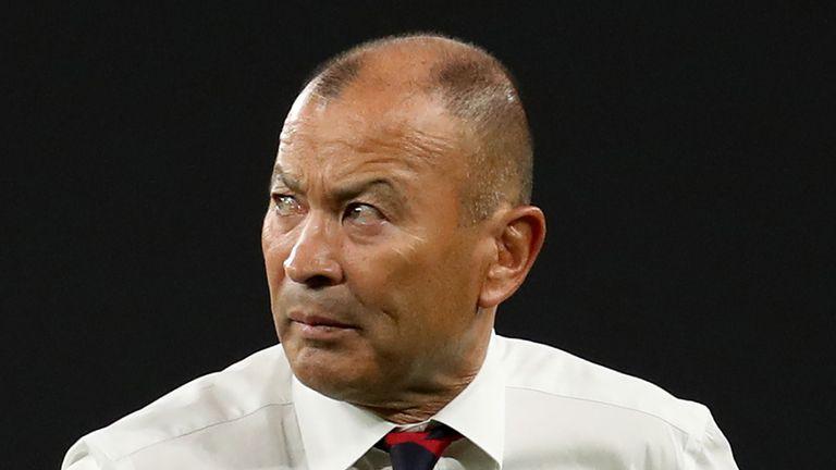 England head coach Eddie Jones has little sympathy for Scotland