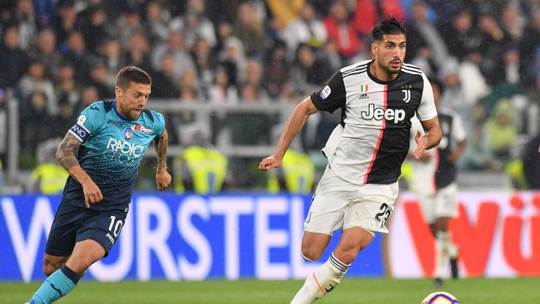 Emre Can is looking to leave Juventus, according to reports in France