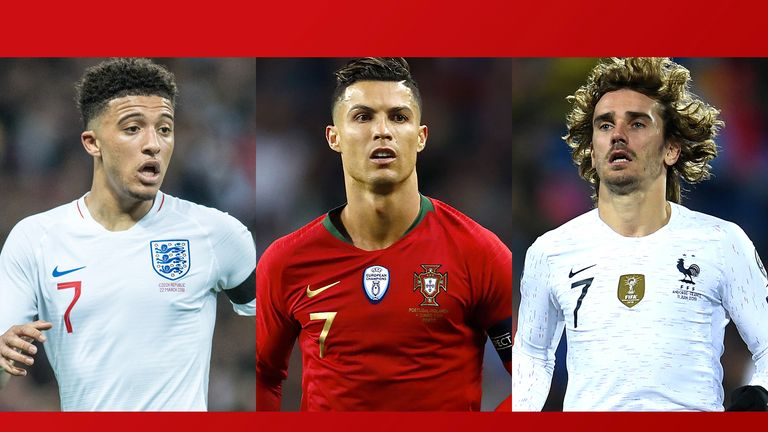 Euro 2020 Qualifiers - Saturday 7th September