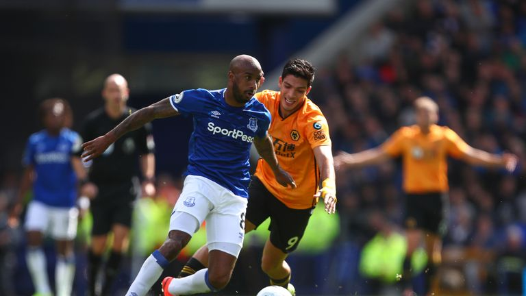 Fabian Delph was brought in during the summer from Manchester City