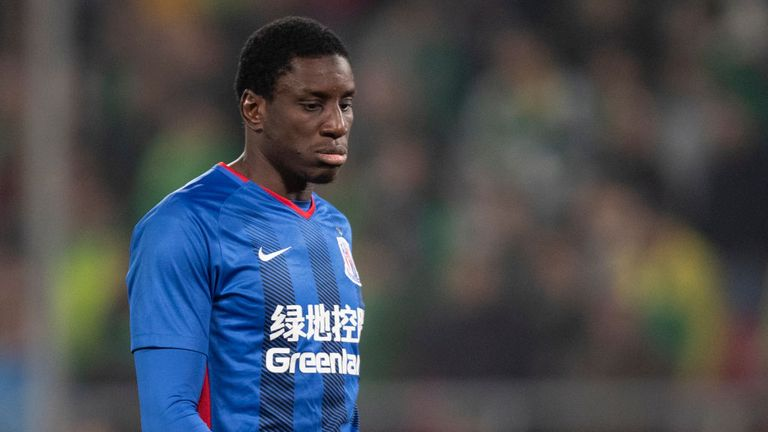 Demba Ba has urged black players to leave Serie A
