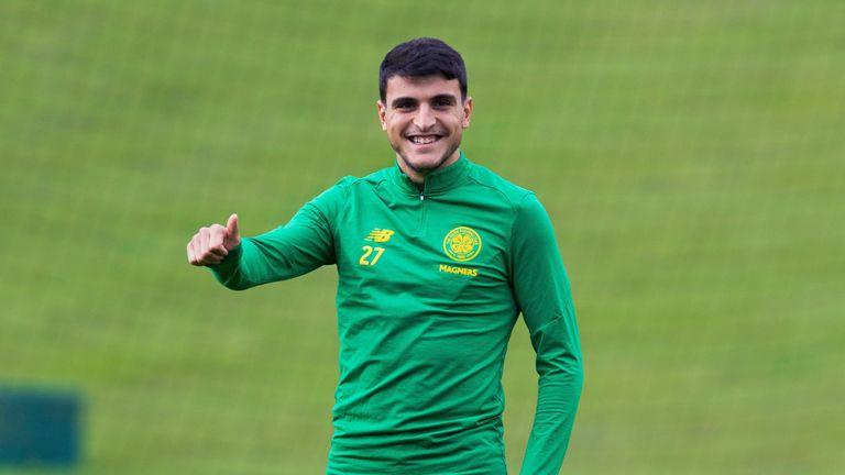 Mohamed Elyounoussi could make Celtic debut against Hamilton