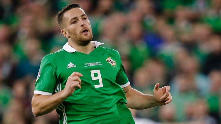Conor Washington has played in the last three qualifiers for Northern Ireland, scoring once