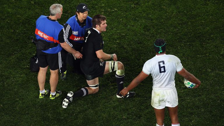 France were denied penalties to win the final as Joubert failed to punish the All Blacks for breakdown offences