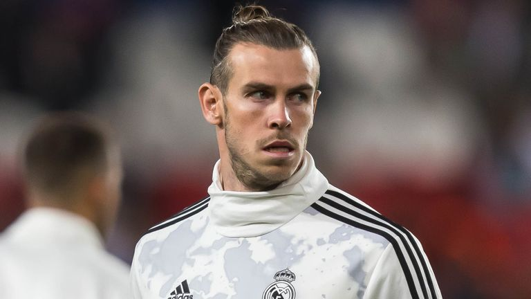 Gareth Bale came close to leaving Real Madrid for China during the summer