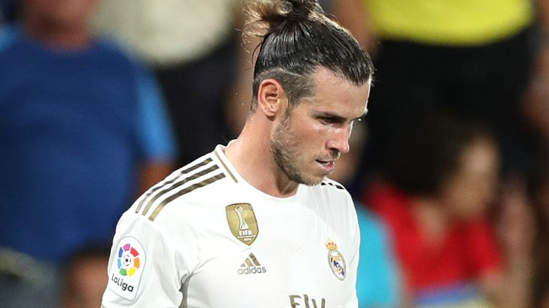 Bale appeared to be heading out of Real Madrid, but has managed to resurrect his career at the Bernabeu