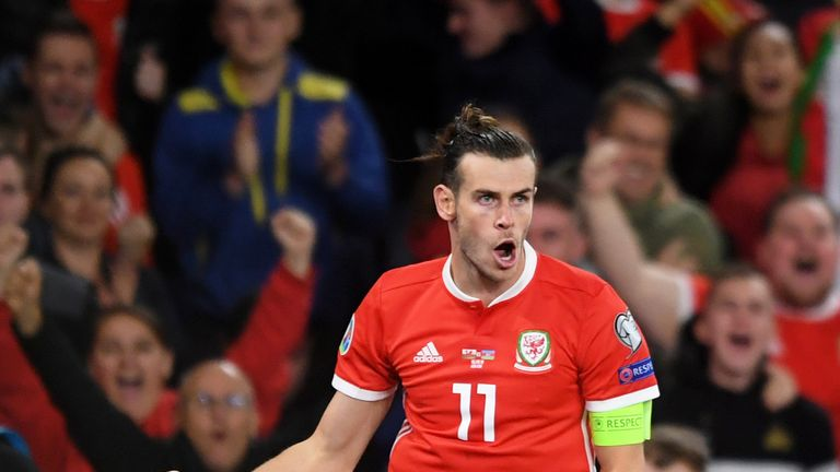 Gareth Bale is fit to play for Wales on Tuesday - but can they make it to the Euro 2020 finals?