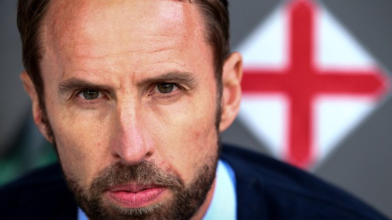 Southgate says England have it all to prove, and is wary that any team can beat them