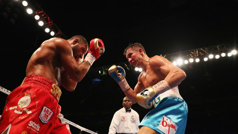 GGG was 'at his peak' according to Brook