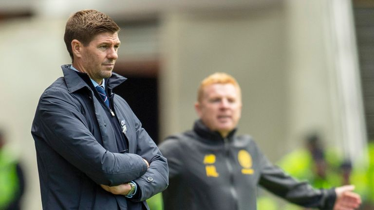 Steven Gerrard was disappointed with the defeat