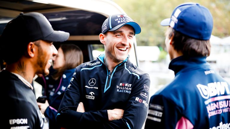 Robert Kubica joins Alfa Romeo as reserve driver for F1 2020
