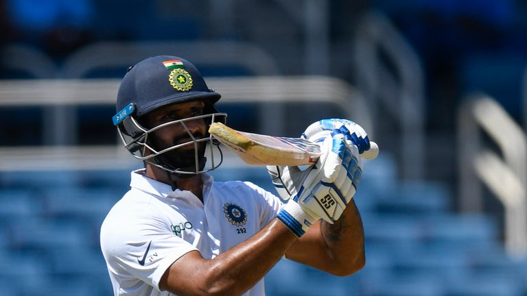 Viv Richards falls ill as India lose Rahul, Pujara against West Indies