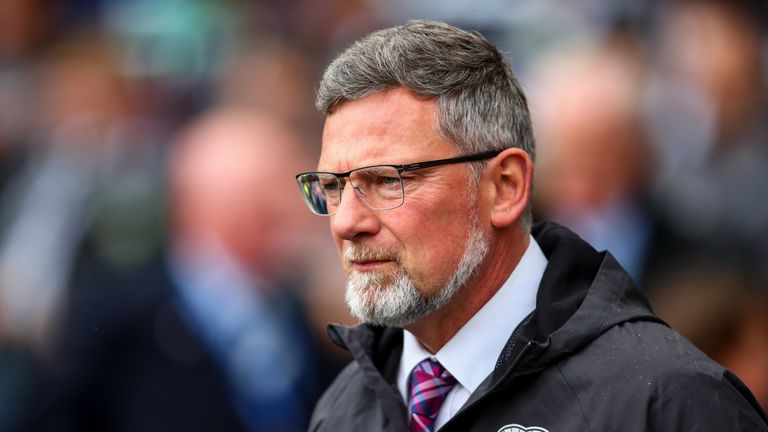 Hearts boss Craig Levein has come under increasing pressure after a poor start to the season