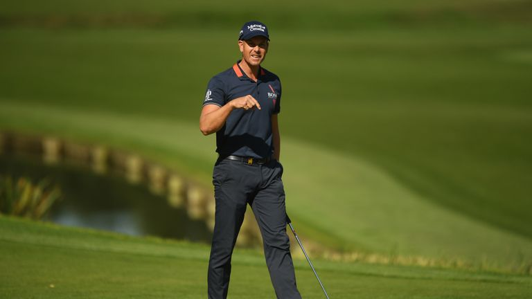 Henrik Stenson has been a regular at Wentworth over the years
