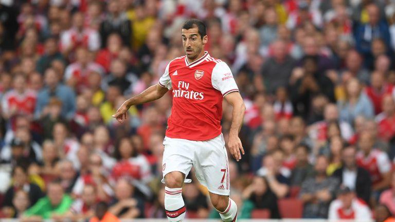 Henrikh Mkhitaryan is unsure over his Arsenal future