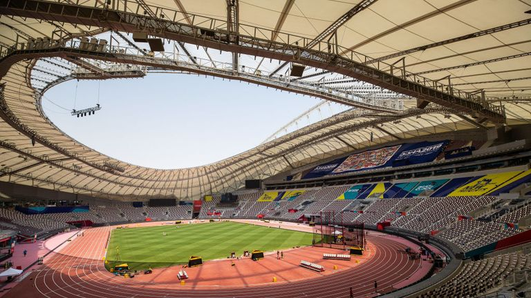Sheikh Mohammed says the stadiums in Qatar will comply with any COVID-19 health and safety measures
