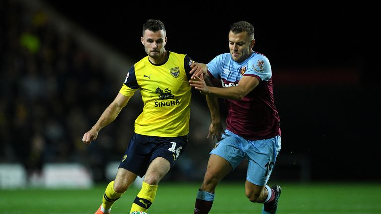 West Ham's season has unravelled since they were thrashed by Oxford United