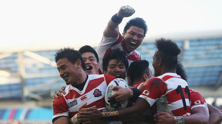 Japan will want to start their home Rugby World Cup campaign as strongly as they did in 2015