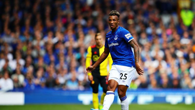 Jean-Philippe Gbamin was signed for £25m to replace Idrissa Gueye