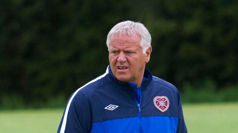 Former Hearts boss Jim Jefferies