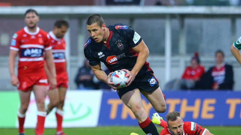 Hull KR captain Joel Tomkins leaves Super League club | Rugby League News |