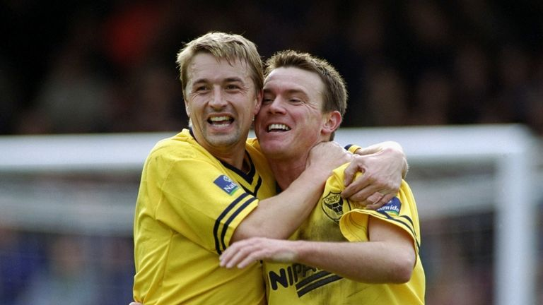 Beauchamp remains a popular figure at Oxford United