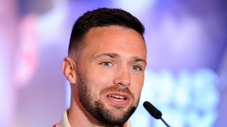 Boxing star Josh Taylor guilty of homophobic and racist taunts