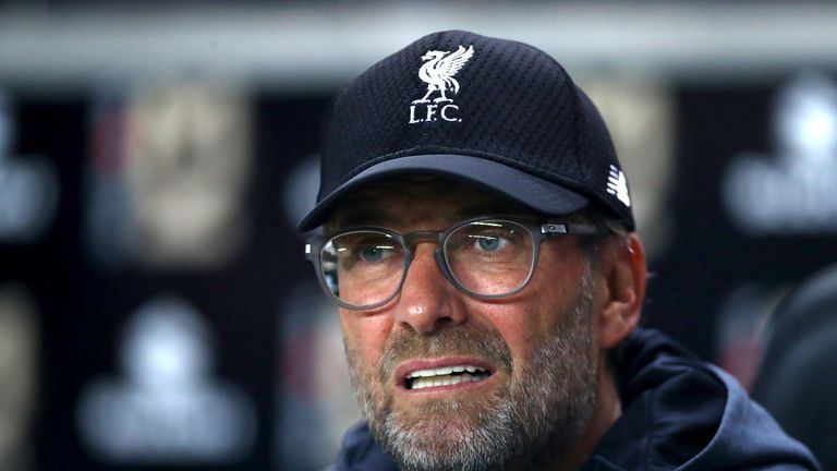 Liverpool facing threat of being kicked out of the Carabao Cup