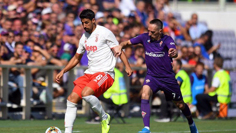 Juventus couldn't break the deadlock against Fiorentina
