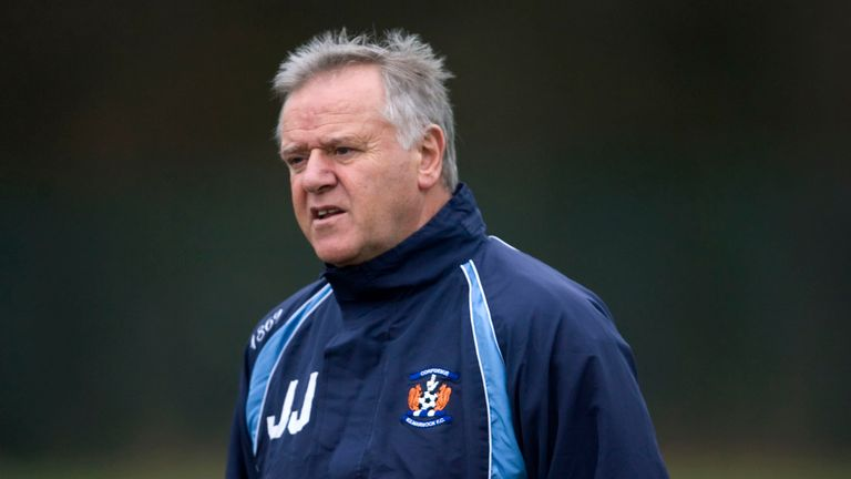 Jim Jefferies also managed Kilmarnock