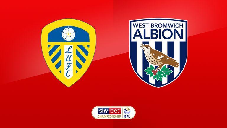 Leeds vs West Brom