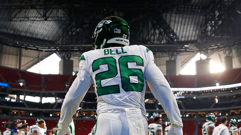 Le'Veon Bell returns after a year out and will attempt to rejuvenate the Jets