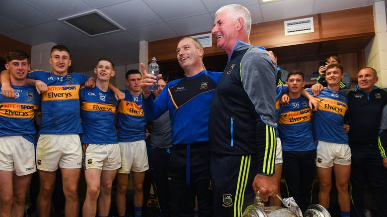 Cahill has overseen huge success with Tipperary underage teams