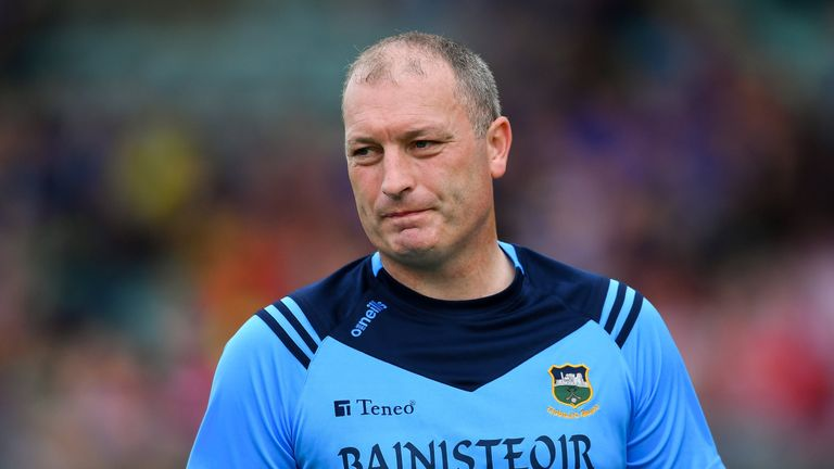 Liam Cahill takes on his first senior intercounty job