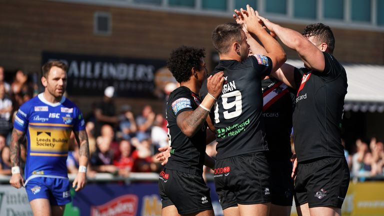 London Broncos aim to keep defying doubters in Super League survival bid