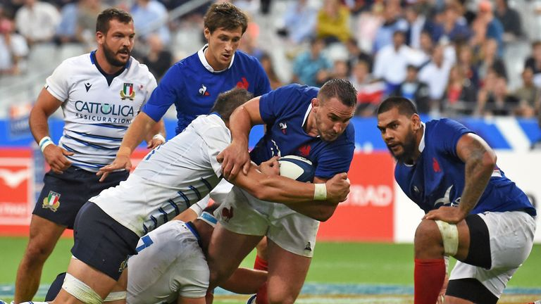 Picamoles is set to feature in his third World Cup