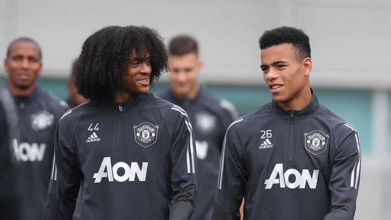Manchester United - Mason Greenwood