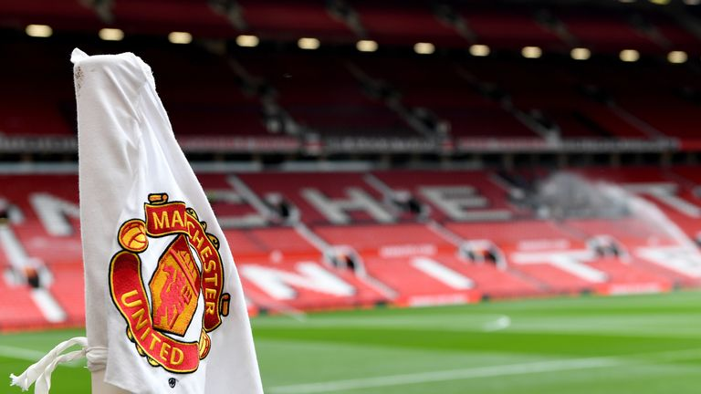 Manchester United U23 Defender Max Taylor Returns To Training After Cancer Treatment Football News Sky Sports
