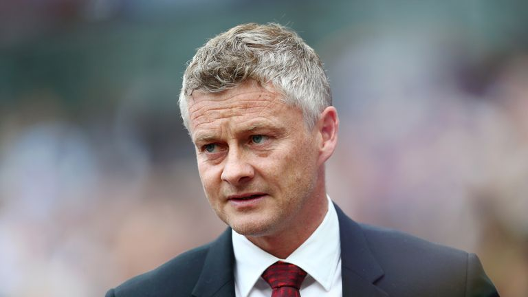 Manchester United supporters believe Ole Gunnar Solskjaer needs time to rebuild at Old Trafford