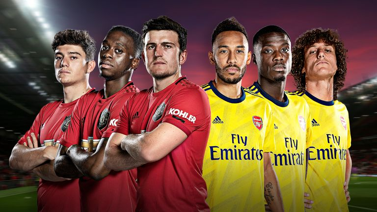 Image result for manchester united vs arsenal