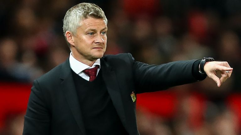 Ole Gunnar Solskjaer is not prepared to change his or Manchester United's new-found philosophy