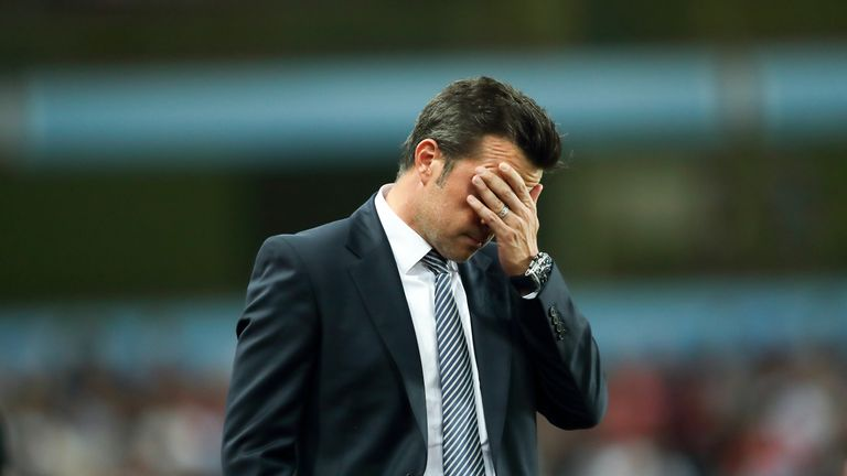 The Sunday Times' Jonathan Northcroft says Everton have no identity at the moment and believes Marco Silva's job is under threat