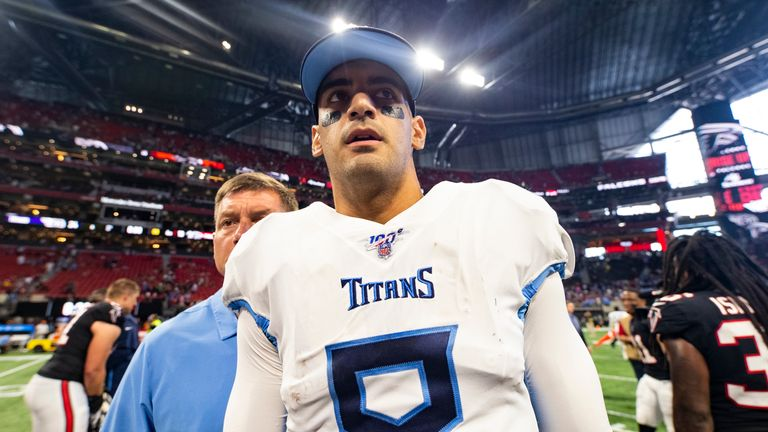 Can Marcus Mariota consistently lead the Titans to wins, or was Sunday a one-off?
