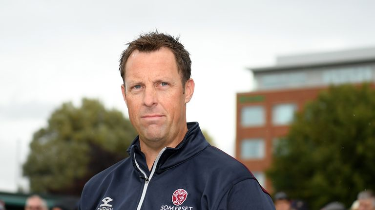 Marcus Trescothick will be part of Collingwood's coaching set-up