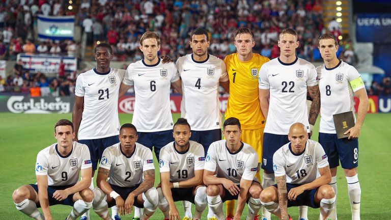 Sordell won 14 caps and scored three goals for the England U21 side