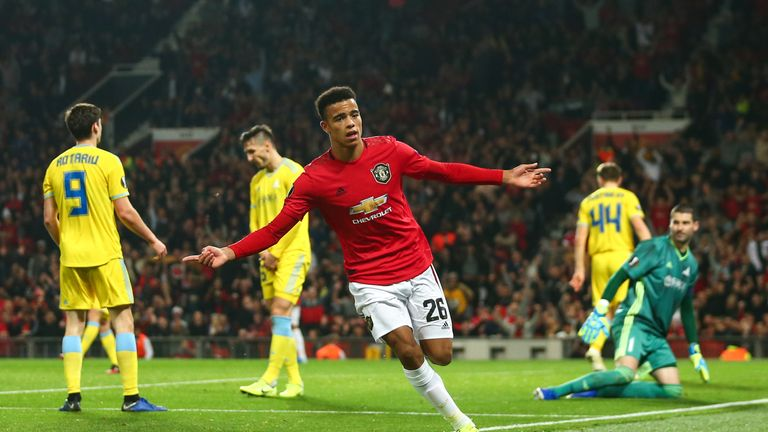 Man Utd 1 0 Astana Match Report Highlights