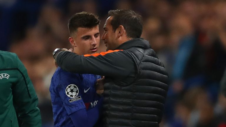 Mason Mount has been given the opportunity to impress by Chelsea boss Frank Lampard