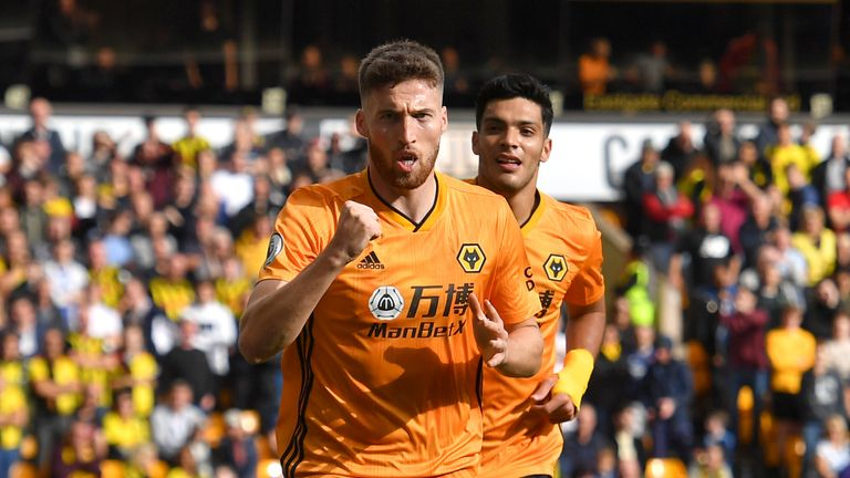 Wolves got back to winning ways in the Premier League at the weekend