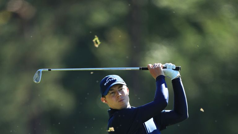 Matt Fitzpatrick wants shot penalties imposed for slow play